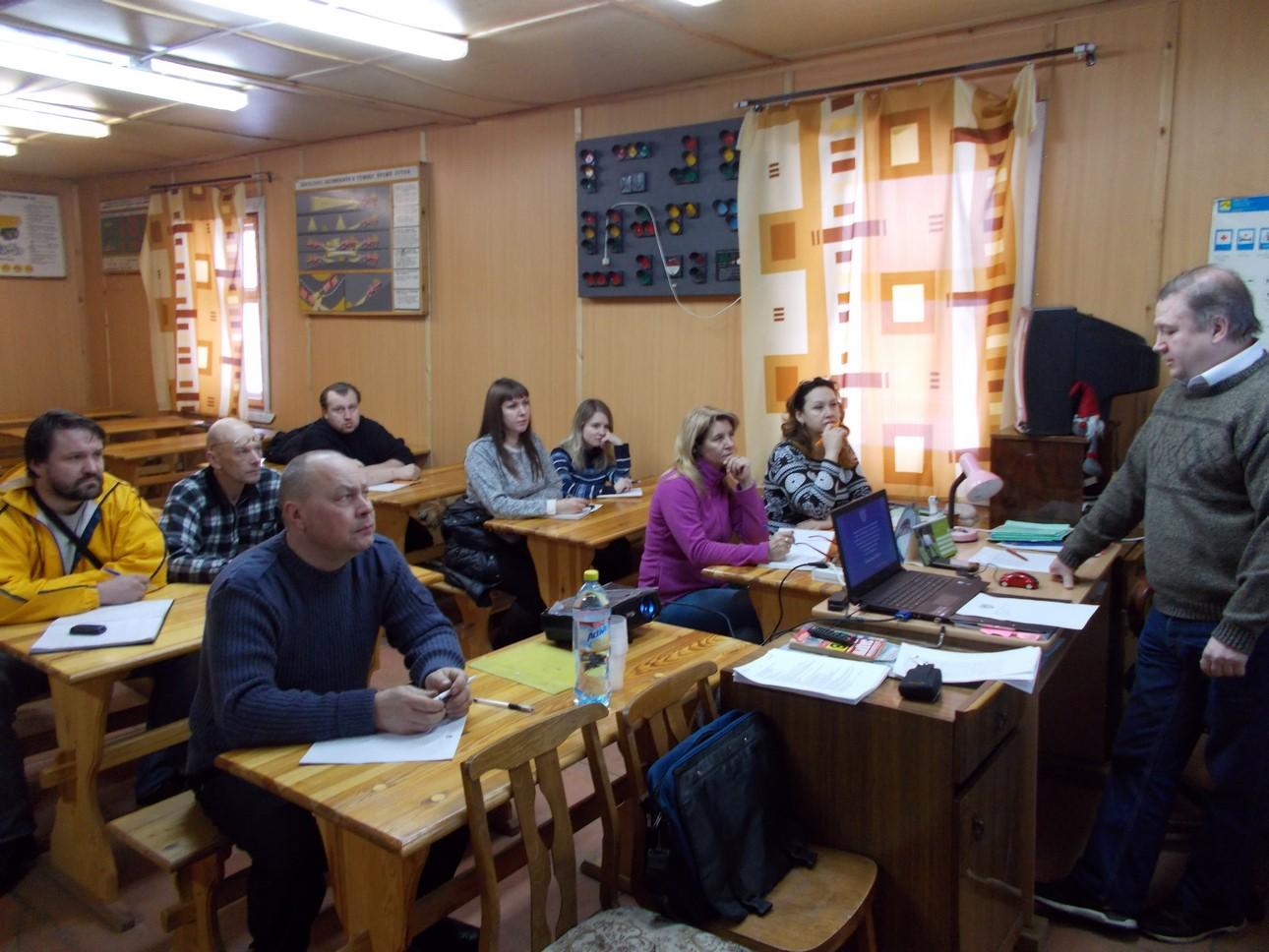 В Петрозаводске прошел судейский семинар